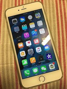 iPhone 6s Plus gold 64 GB Meadowbrook Logan Area Preview