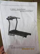 Ultra Fitness -UF-4000AF Motorized Treadmill Maitland Maitland Area Preview