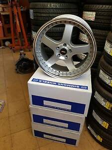 Holden Commodore brand new 20 inch staggered simmons Waikerie Loxton Waikerie Preview