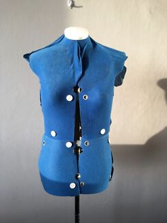 Dress Makers Mannequin Sewing Dummy Doll Size M L