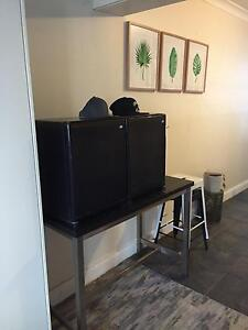 2x Bar Fridges 50ea Cooks Hill Newcastle Area Preview