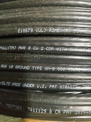 82 With Ground 50 Ft Romex Nm Indoor Electrical Wire