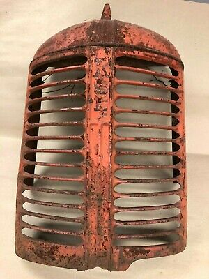 Case Tractor Grille Shell