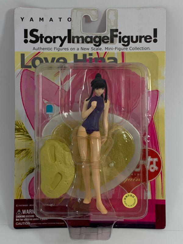 Yamato Love Hina MOTOKO Story Image Figure MOSC sealed
