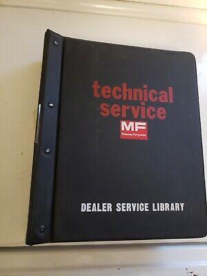 Massey Ferguson 1472 216 M1 Loader Digger Service Manual