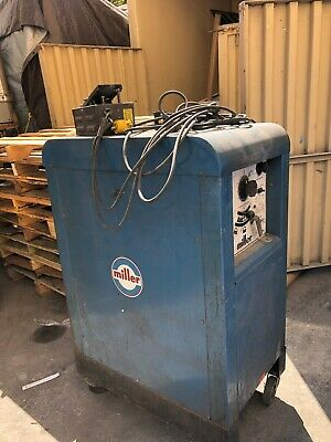 Miller Welding Industrial Machine Acdc Gas Tungsten - Model 320abp