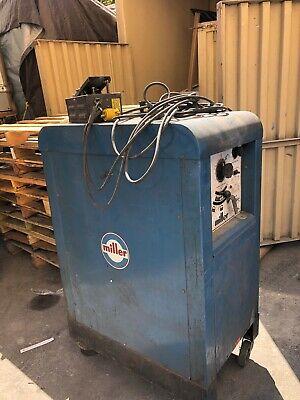 Miller Welding Industrial Machine Acdc Gas Tungsten - Model 320abp