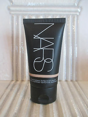 NARS PURE RADIANT TINTED MOISTURIZER GROENLAND LIGHT 3 1.9 OZ INVENTORY # 8W725