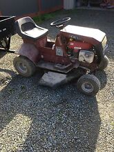 Ride on lawn mower with trailer Langwarrin Frankston Area Preview