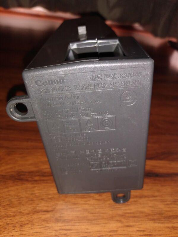 CANON Pixma PRO-100 Printer AC Power Adapter k30348