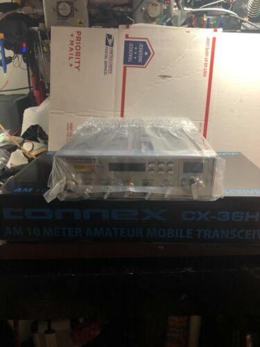 CONNEX CX-36 HPF RADIO ALIGNED & TUNED FOR OPTIMUM PERFORMANCE !!!