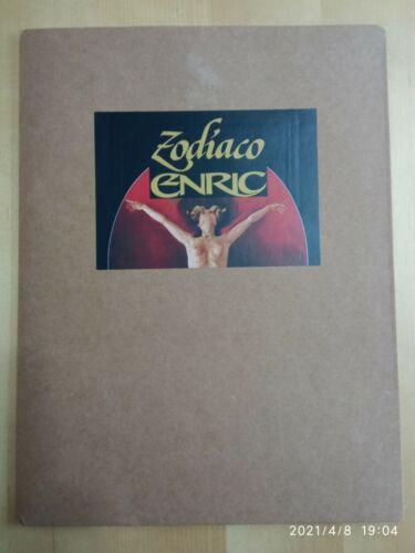 ENRIC (VAMPIRELLA) TORRES Portfolio ZODIACO 50 Signed numbered