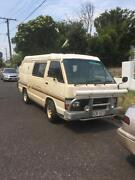 Toyota camper van Brisbane City Brisbane North West Preview