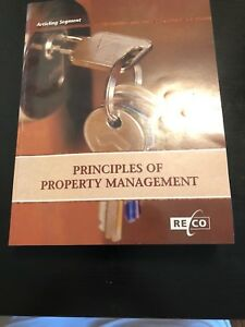 Principal of property management