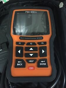 Foxwell automotive scan tool ! All makes / models / GM CODING!