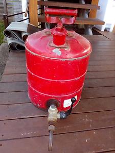 Antique vintage gas can Acacia Ridge Brisbane South West Preview