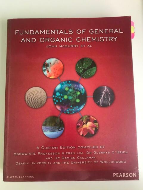 Fundamental Chemistry Book
