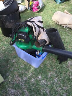 Weed Eater Blower Vac