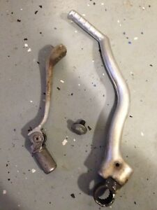 2003 Honda CRF450 Parts - Shifter