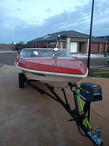 Fishing and Ski Boat St Albans Brimbank Area Preview