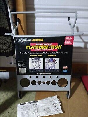 Gorilla Ladders Multi-purpose Platform And Tray - Plat-01