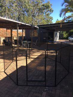Dog enclosure/play pen
