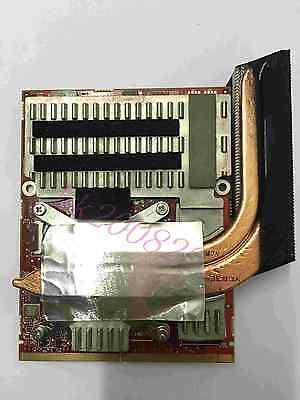 NEW Dell Alienware M17x R2 ATI HD4870 1GB Video card 2TKKD NN4MG heat sink