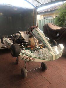 Tony Kart KZ2 and Spares