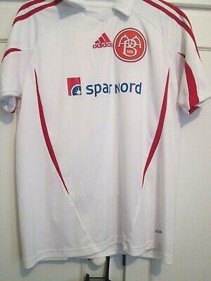 2006-2007 Aalborg away Football Shirt xs /21662 image
