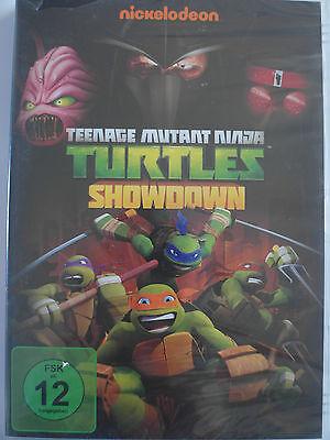 Schildkröten Mutant Ninja Turtles (Teenage Mutant Ninja Turtles - Showdown - Schildkröten Animation, Nickelodeon)