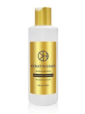 Keratin 4 Hair Silky Soft Safe Straight Shine Complex Smooth