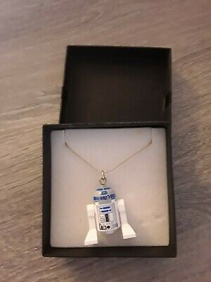 Star wars necklace,vintage.new chain.