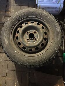 Goodyear Winter Tires (Two)