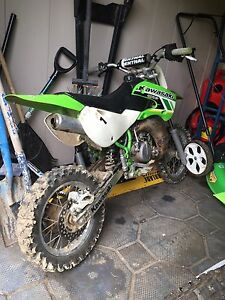 **BEST DEAL ON KIJIJI** 2011 Kawasaki KX 65cc (Orgional Owner!!)