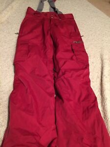 firefly snow pants - men's small