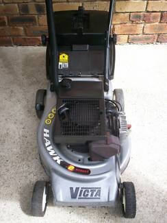 SERVICED VICTA 2 STROKE,LAWN MOWER.CATCHER! Runcorn Brisbane South West Preview