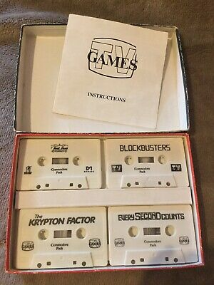 Commodore Computer Games