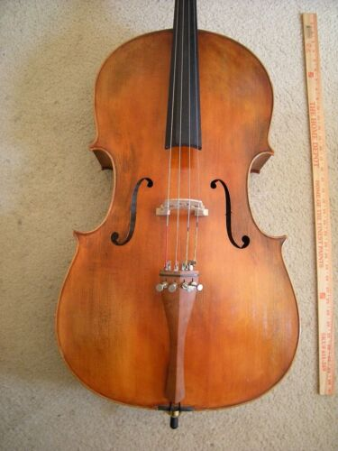 MONTAGNANA CELLO COPY---BEAUTIFUL!