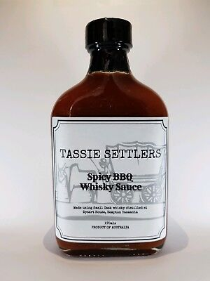 Whisky BBQ Sauce by Tassie Settlers