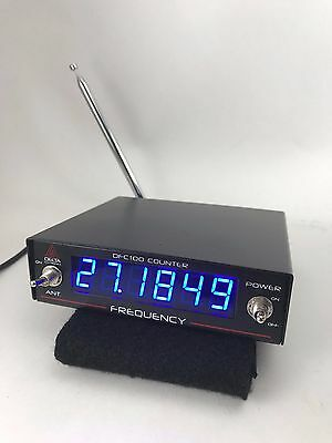 DELTA DFC100 WIRELESS or INLINE 6 DIGIT PRECISION FREQUENCY COUNTER  CB Radio