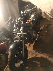 Looking for 03-09 gs500 frame