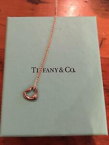 Tiffany necklace Middle Dural The Hills District Preview