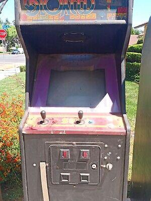 1990 SEGA Bloxed (Tetris Clone) Coin-Op Arcade Machine