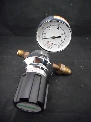 Praxair Brass Stainless Steel Heavy-duty Gas Pressure Regulator 2052001-tf4
