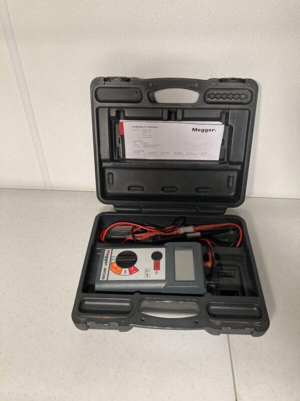 Megger Mit200 Megohmmeter Insulation Tester 500V Kit
