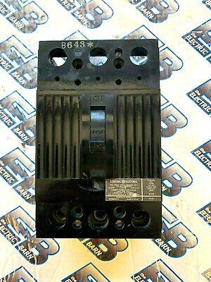 Ge Tqd32125 125 Amp 240 Volt 3p Circuit Breaker- Warranty