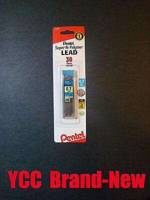 Pentel - Mechanical Pencil Lead - 0.7 Mm X 30 Pieces 1 Pk