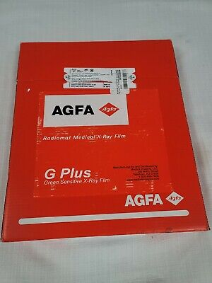 Agfa Ortho Cp-gu M 1012in Medical X-ray Film Expires 11.2021