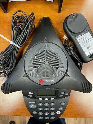 Polycom Analog Conference Phone - Soundstation2