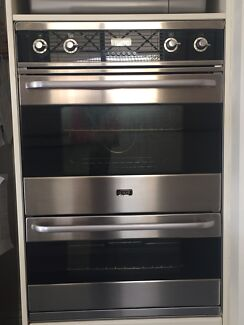 Oven - Ilve - electric - 1+1/2 ovens
